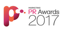 Marketing Magazine PR Awards 2017