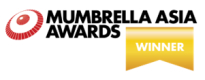 Mumbrella Asia Awards 2018 winner