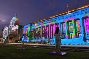 Singapore Art Week 2019: Light to Night Festival